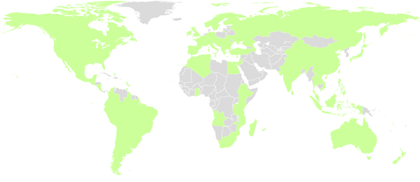 Five Leaf Map